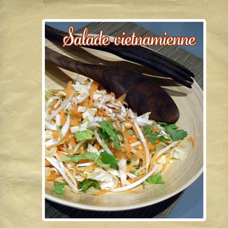 Salade vietnamienne(scrap)