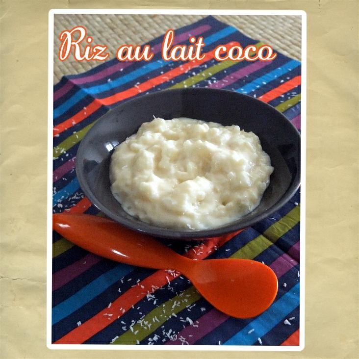 Riz au lait de coco (SCRAP)