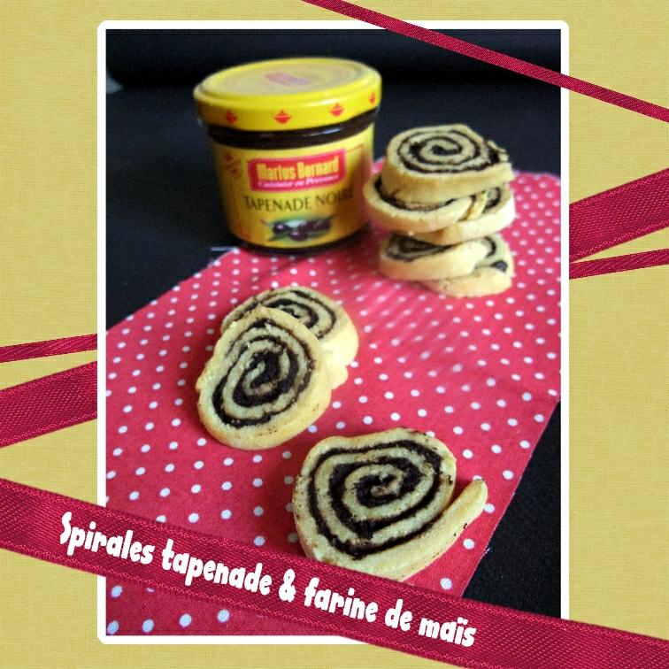 spirales tapenade farine de maïs (SCRAP)