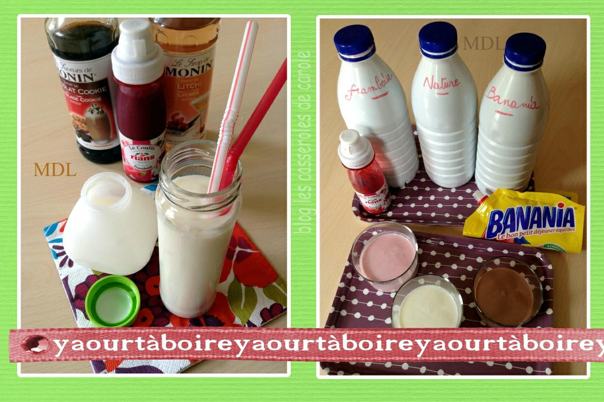 yaourt à boire MDL (SCRAP)