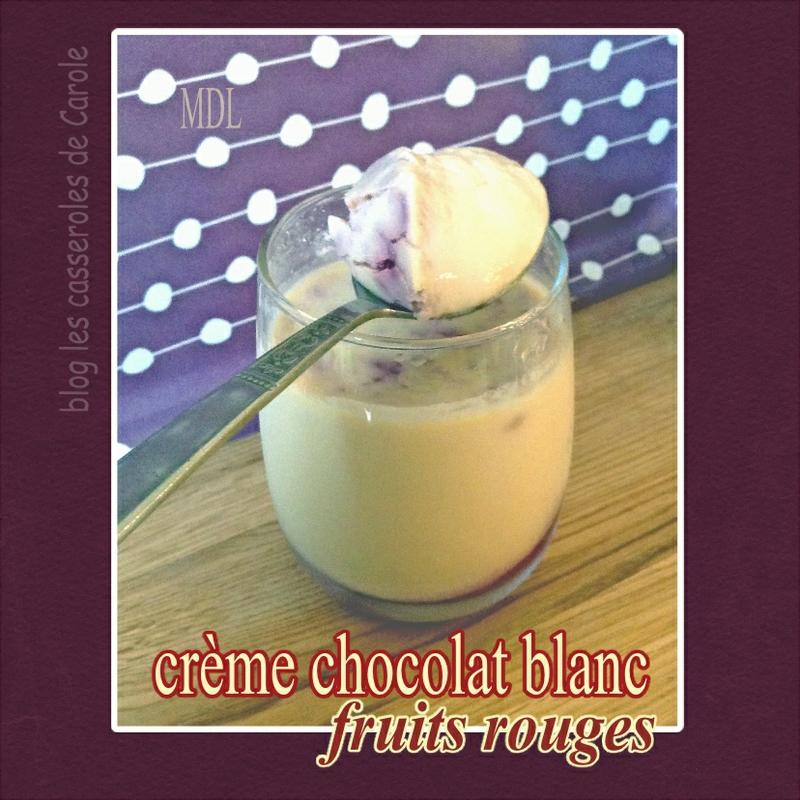 crème chocolat blanc fruits rouges MDL(SCRAP)