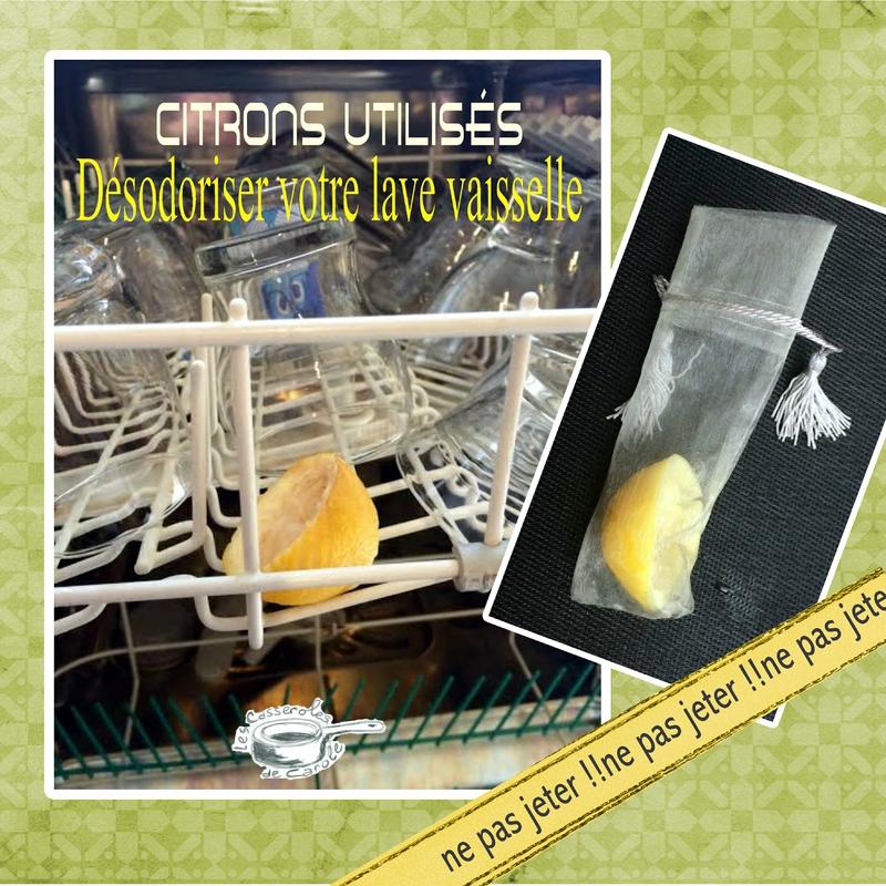 citron utiliseé ds le lave vaissell (scrap)