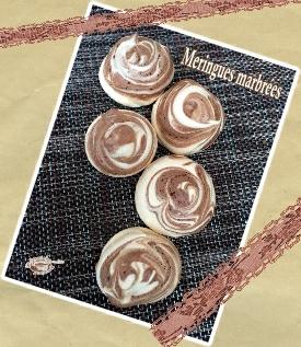 meringues marbrées (scrap)