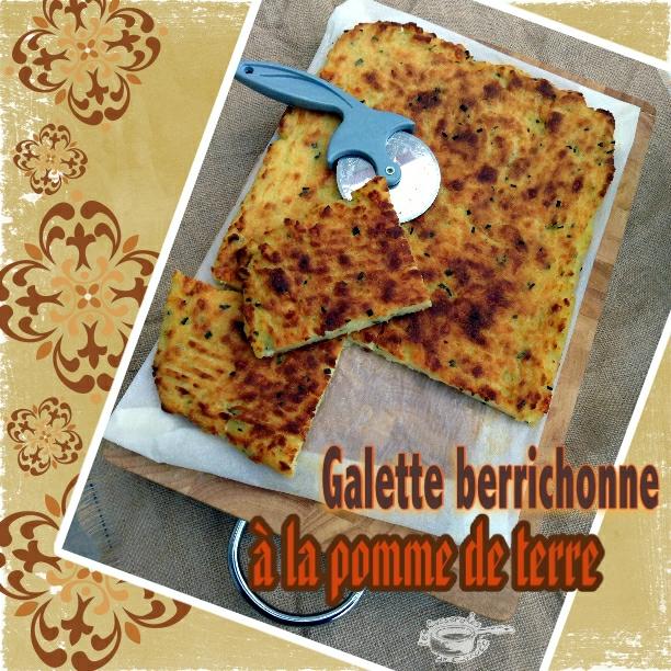 galette berrichonne de pdt Mamie Jeanne (Scrap)