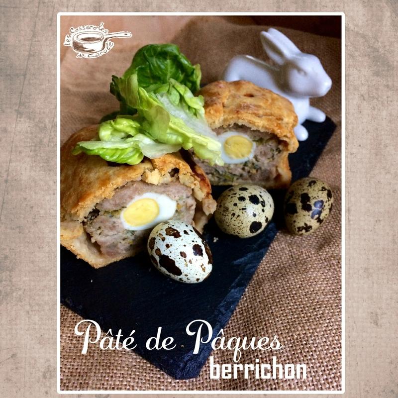 pâté de pâques berrichon (SCRAP)