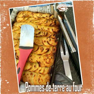 Pommes de terre au four (SCRAP)