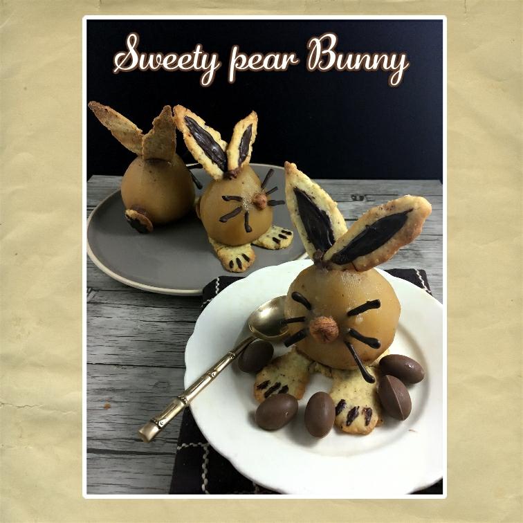 Sweety pear bunny trico (scrap)