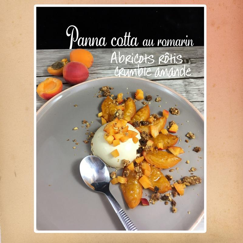 panna cotta au romarin abricots rôtis crumble amande (scrap)