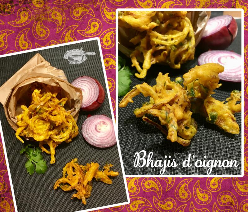 bhaji d'oignon rouge (SCRAP)