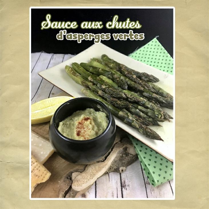 sauce aux chutes d'asperges vertes (scrap)