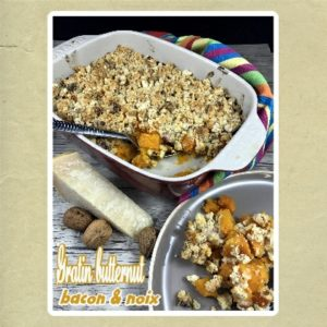 grain butternut et noix