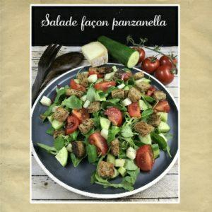 salade panzanella revisitée