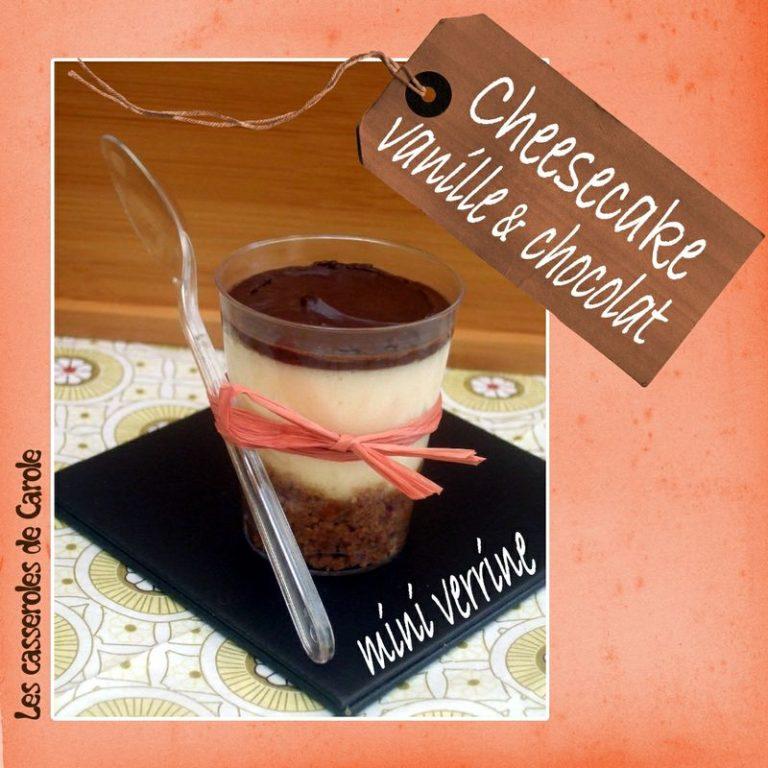 cheesecake en verre