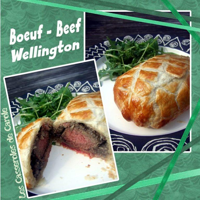 boeuf wellington