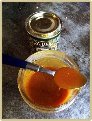 sauce butterschotch