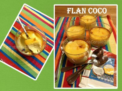 Flan coco