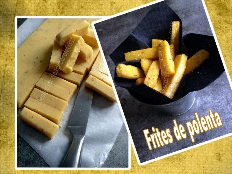 Frites de polenta