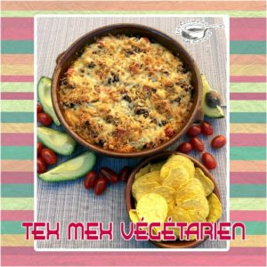tex mex vegetarien