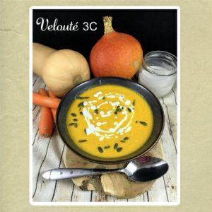 velouté 3 c (carotte courge coco)