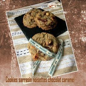 Cookie recette Ph.Conticini