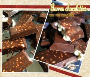 Barres chocolaté kinder bueno