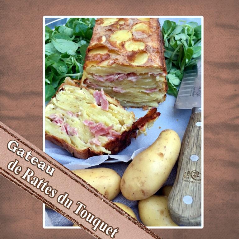 Gateau de pommes de terre