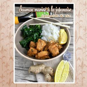 saumon a la japonaise