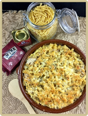 gratin de macaroni mac n cheese