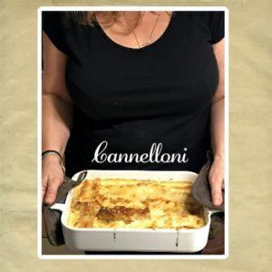 cannelloni poulet poireaux pancetta