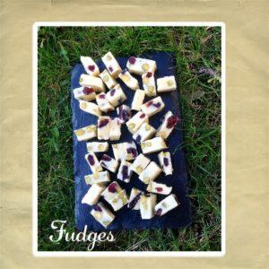 fudges chocoalt blanc