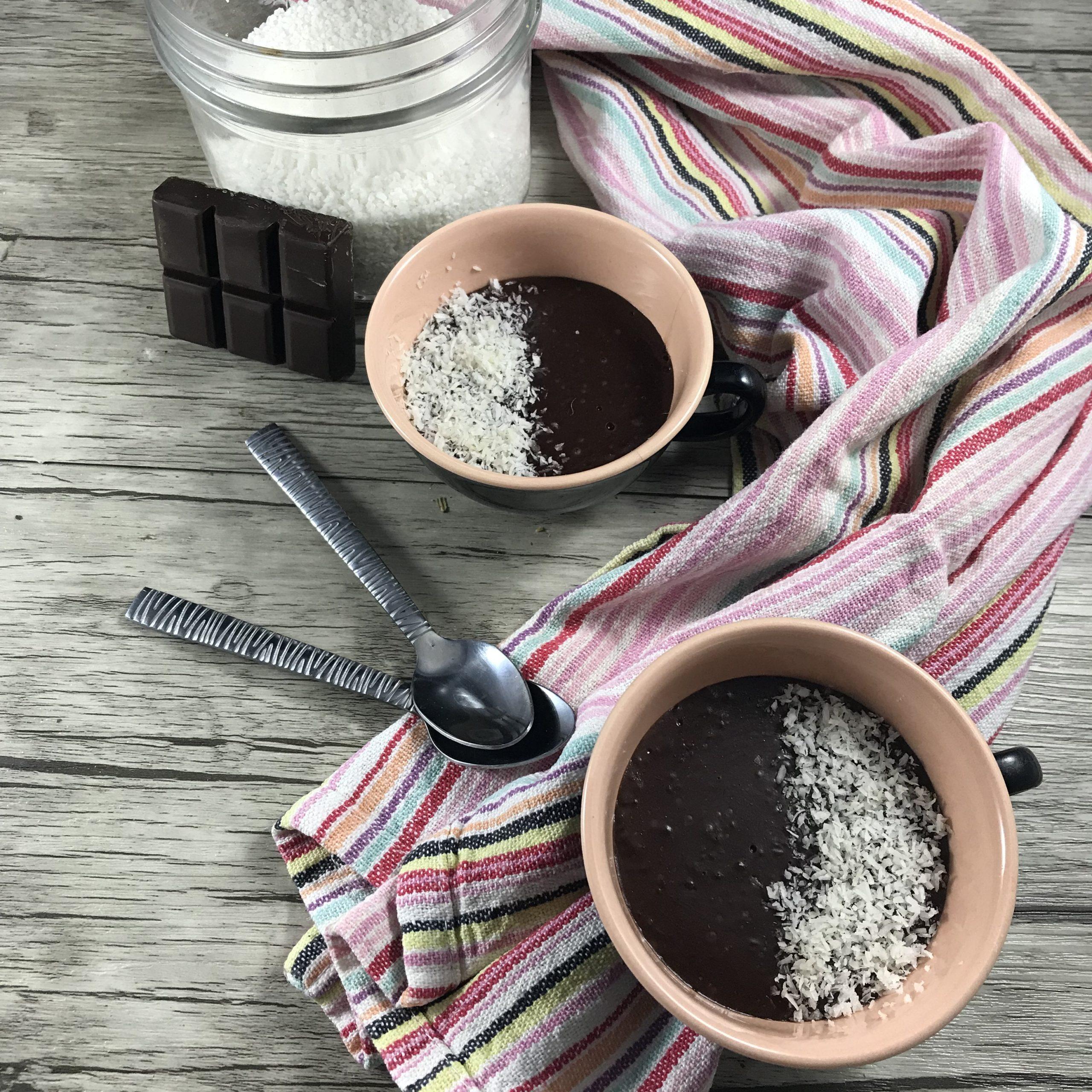 creme coco choco tapioca sans lactose