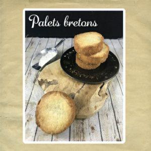 palets sablés bretons