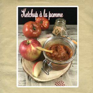 ketchup à la pomme